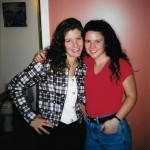 Ellen and Charlene